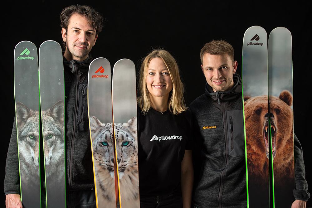 STILPUNKTE-Blog: Das Gründerteam von Pillowdrop. Skier Handmade in Düsseldorf.