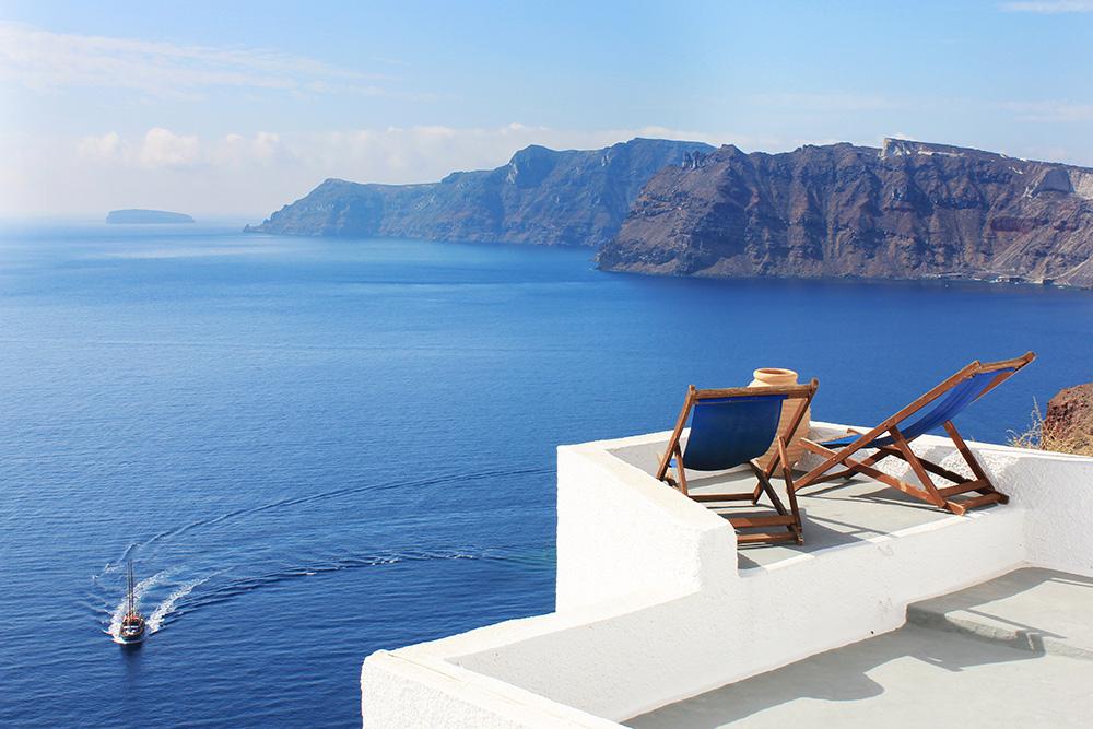 Stilpunkte-Blog: Reisebericht Santorini