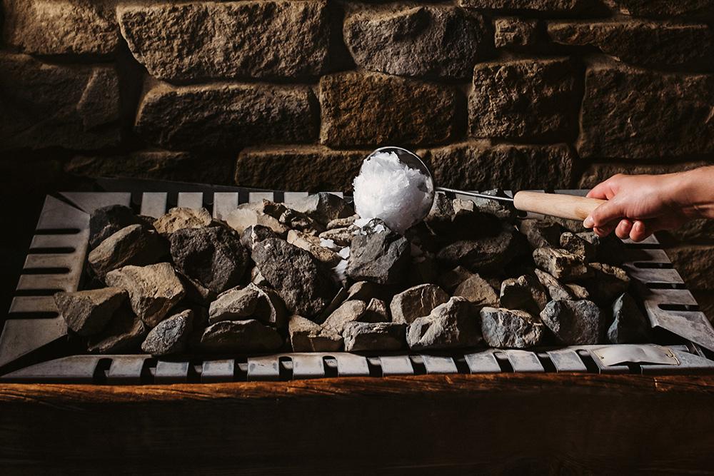 Stilpunkte-Blog: Wellness in der Sauna. Foto: Landhotel Voshövel