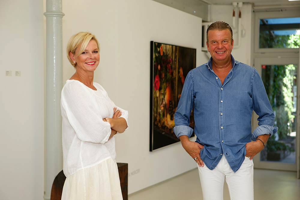 Stilpunkte-Blog: Das Galeristen-Duo Obermann und Burkhard, Foto: Werkhallen