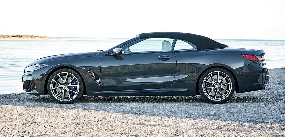 BMW 8er Cabrio, M850i xDrive Cabriolet und 840d xDrive Cabriolet, Luxus Cabrios, Design, Komfort, PS, stilpunkte blog