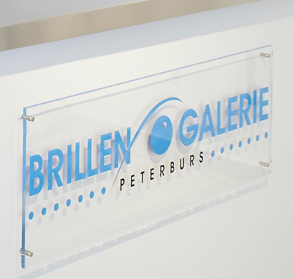 Brillen-Galerie Peterburs - Beratung, Qualität, Innovation und Nachhaltigkeit