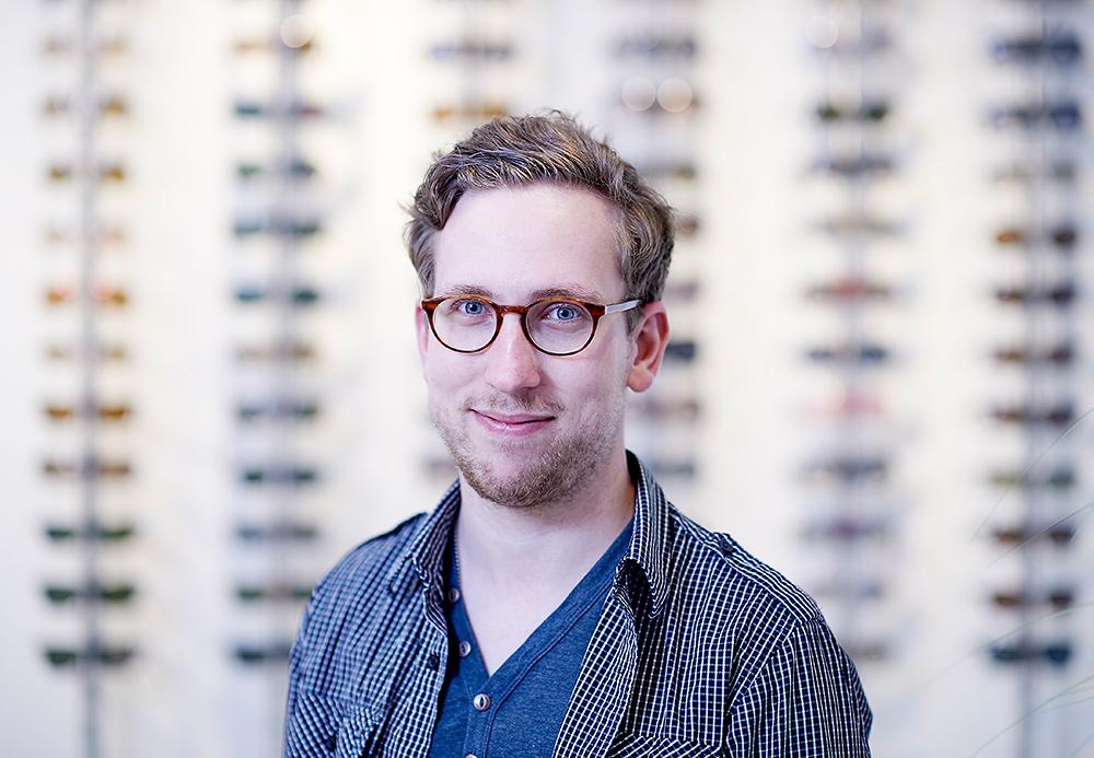 Brillen-Galerie Peterburs in Essen: persönliche Beratung in modernem Ambiente, neueste Trends und Brillen in perfekter Qualität, Innovation und Nachhaltigkeit.