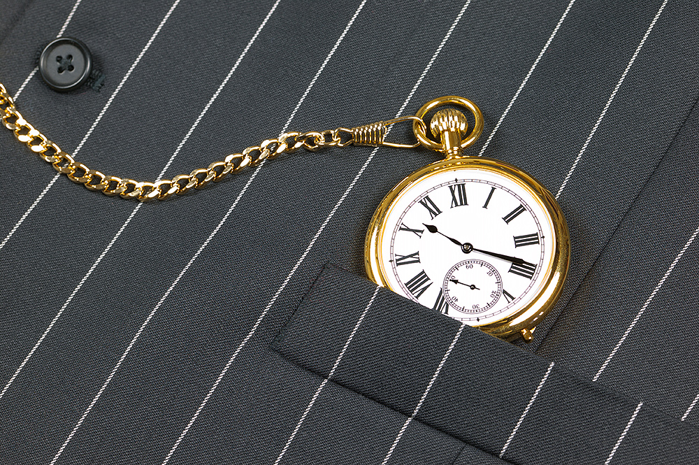 Stilpunkte-Blog: Geschichte der Taschenuhr und die wichtigsten Varianten Savonette, Halbsavonette und Lépine.