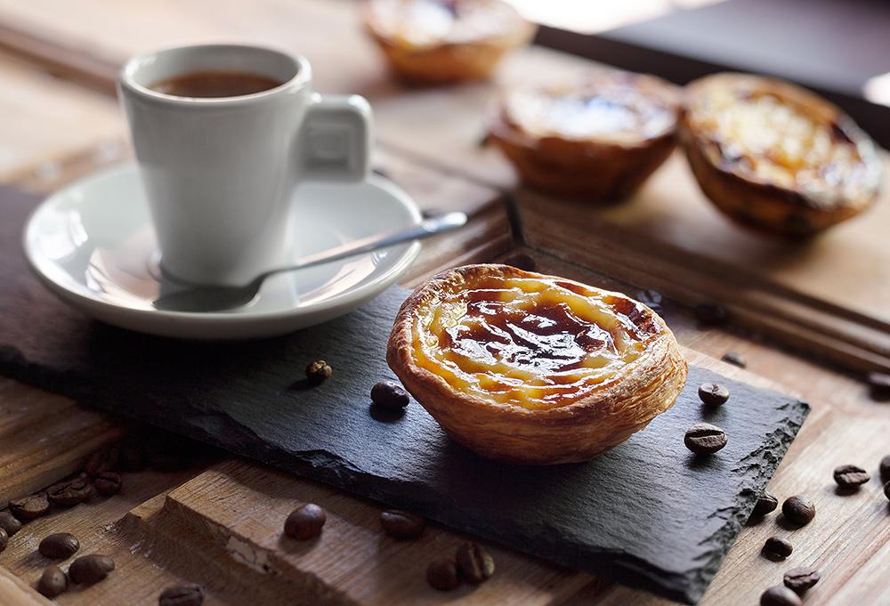 STILPUNKTE-Reisetipp: Lissabon, portugiesischer Lifestyle mit Espresso und Paste de Nata.
