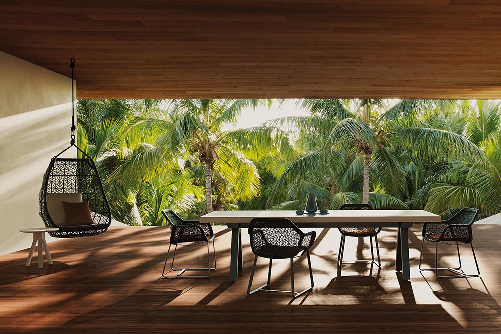 Pfannes + Virnich, Outdoormöbel und Gartenmobiliar von Kettal