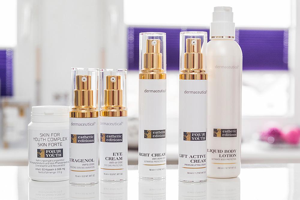 Stilpunkte-Blog: Dermaceutical-Produkte bei Beauty Skin Cologne in Köln.