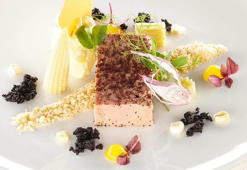 Stilpunkte-Blog: Fischrezept des Steigenberger Parkhotel zur Fastenzeit