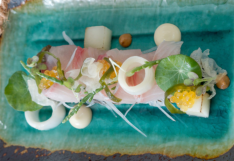 Stilpunkte-Blog: Fischrezept zur Fastenzeit, Foto: Yunico Japanese Fine Dining