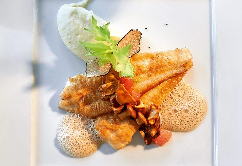 Stilpunkte-Blog: Fischgericht Empfehlung für die Fastenzeit, Foto Fischereihafenrestaurant Hamburg