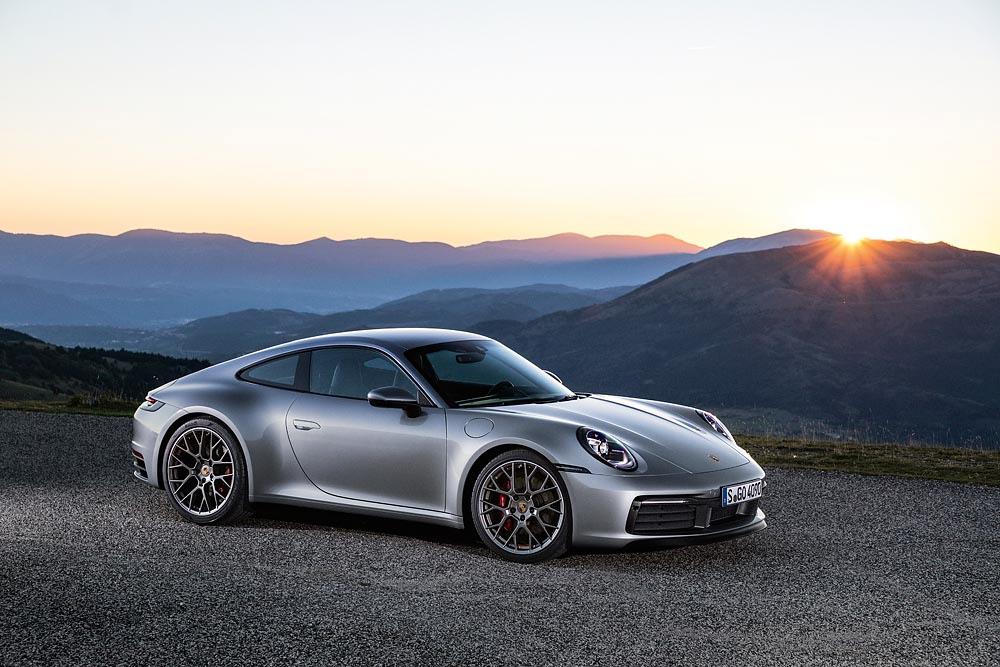 Stilpunkte-Blog: Der neue Porsche 911 Carrera S