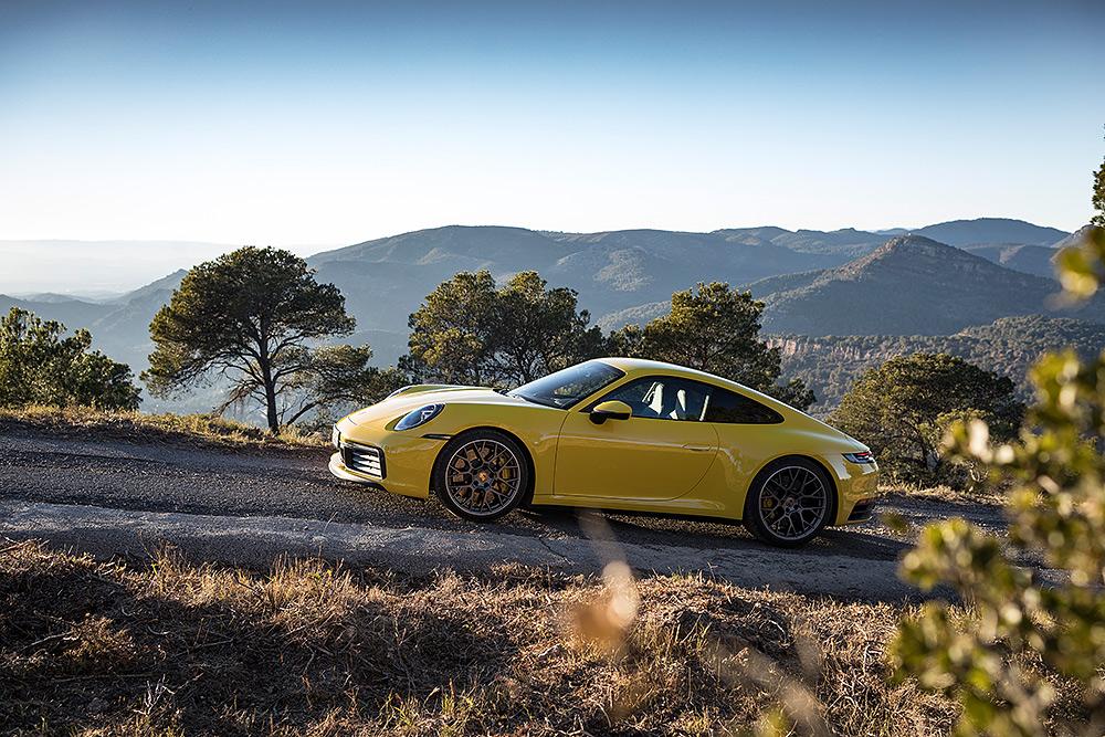 Stilpunkte-Blog: Der neue Porsche 911 Carrera 4S