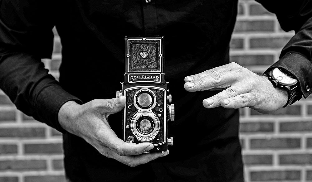 Stilpunkte-Blog: Fotografieren mit der Rolleicord Kamera.