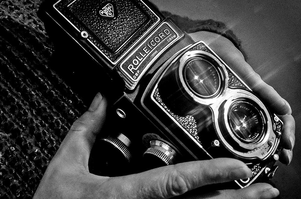Stilpunkte-Blog: Rolleicord Vintage TLR Camera