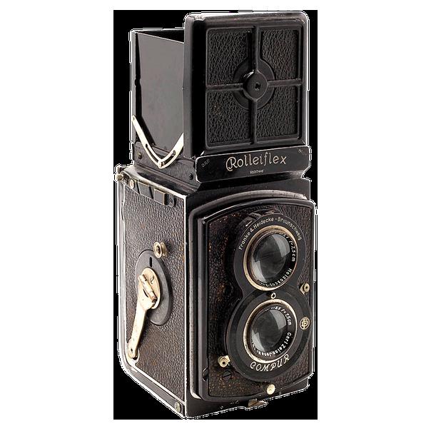 Stilpunkte-Blog: Vintage TLR Camera Rolleiflex Standard