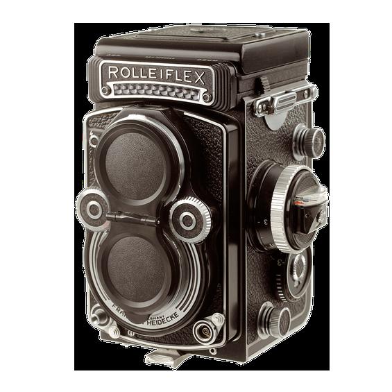 Stilpunkte-Blog: Rolleiflex 2,8F. Foto: bonnescape