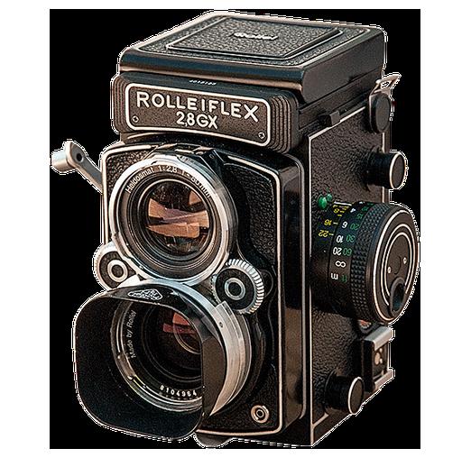 Stilpunkte-Blog: Rolleiflex 2,8GX. Foto: bonnescape