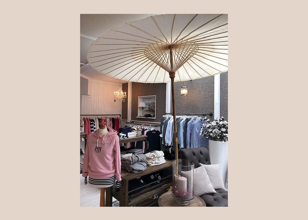 Stilpunkte-Blog: Bekannte Marken wie Drykorn oder Mus Mosh und unbekannte Labels bietet der Concept Store Strandgut in Köln-Rodenkirchen.
