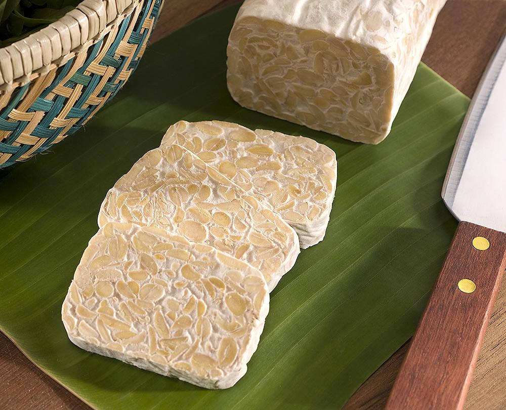 Stilpunkte-Blog: Tempeh natur, eine zunehmend beliebte Alternative für die vegane und vegetarische Küche.