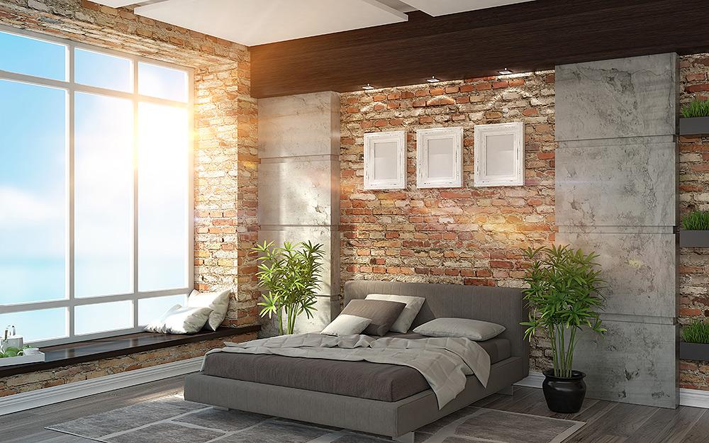 Stilpunkte-Blog: Wabi-Sabi im Wohnumfeld meint verwitterte Wände und Einrichtungsgegenstände, die gerne Patina oder Gebrauchsspuren aufweisen dürfen.