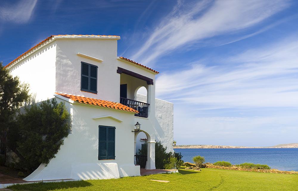 Stilpunkte-Blog: Traumhaus im mediterranen Stil. Der Kauf einer Immobilie in den klassischen Ferienländern kann sich lohnen.