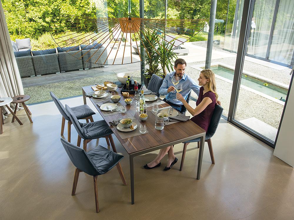 Möbel aus Massivholz aus nachhaltiger Produktion von Team7