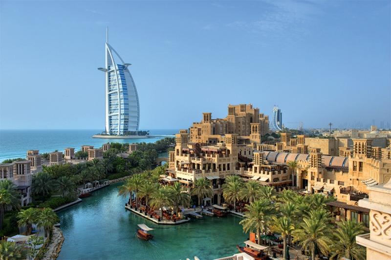Mehr statt mehr sehen, Trend Kurzreisen, Dubai, Stilpunkte,