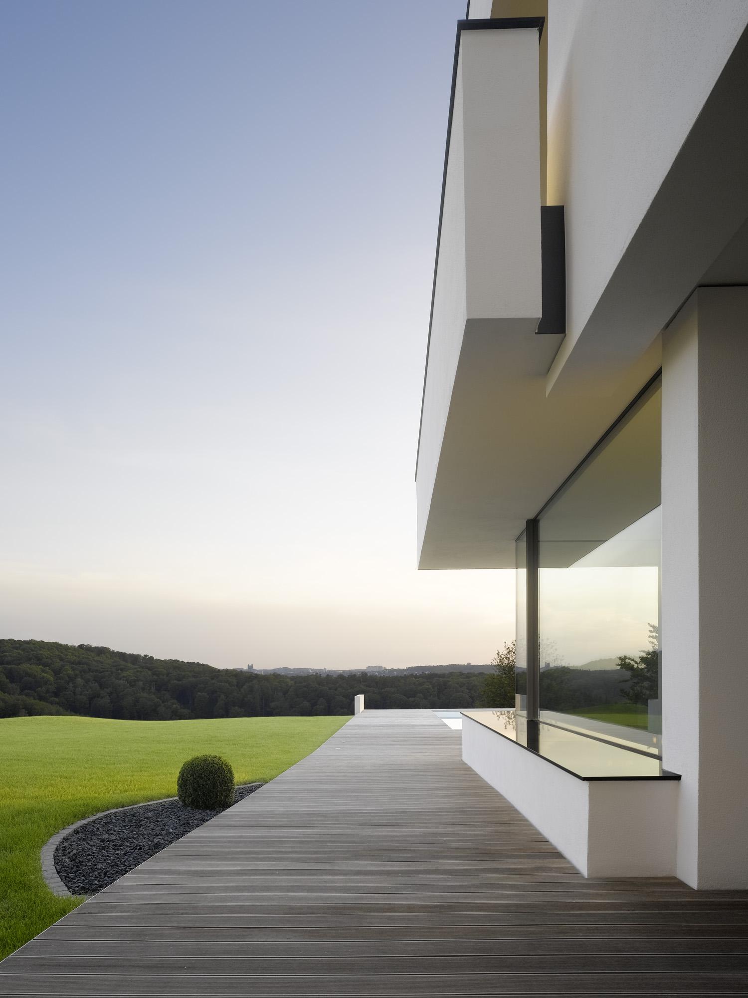Stilpunkte-Blog: Aussenbereich, Haus am oberen Berg, Alexander Brenner, Foto: Zooey Braun